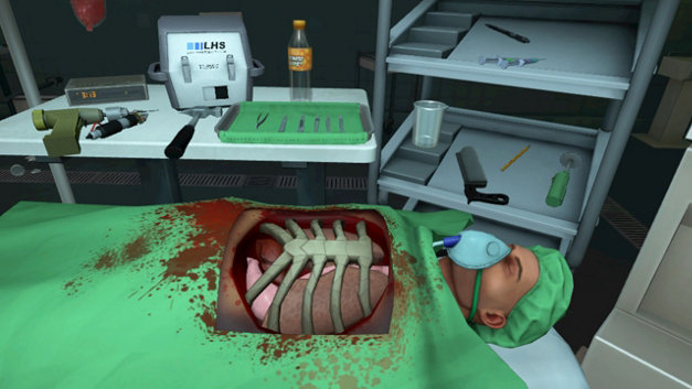 Surgeon Simulator: Experience Reality Screenshot 4
