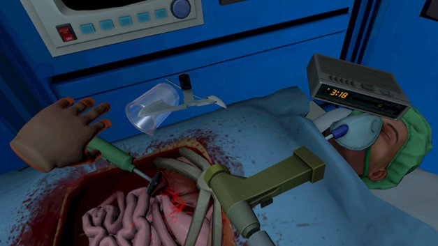 Surgeon Simulator: Experience Reality Screenshot 7