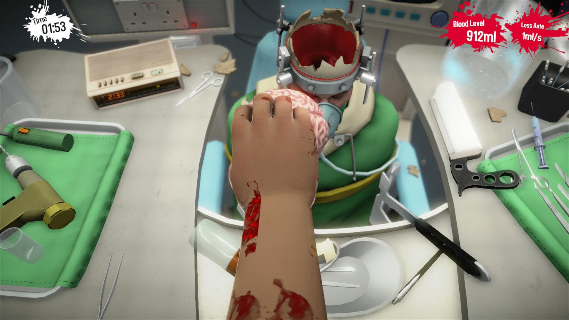 Surgeon Simulator Game | PS4 - PlayStation