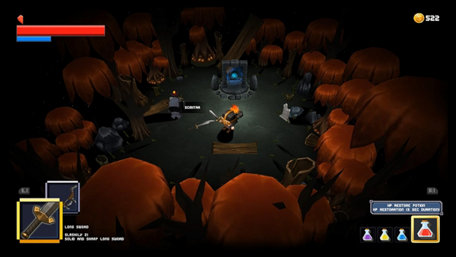 SURVIVE! MR.CUBE Trailer Screenshot