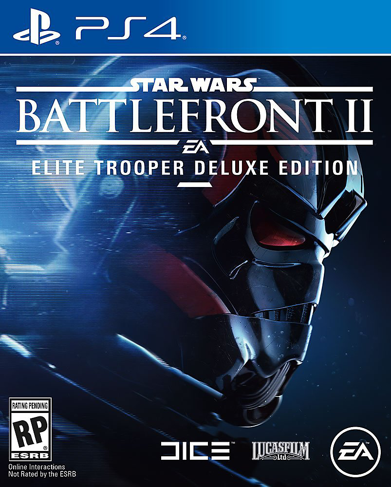star wars battlefront ii game ps4 playstation. Black Bedroom Furniture Sets. Home Design Ideas