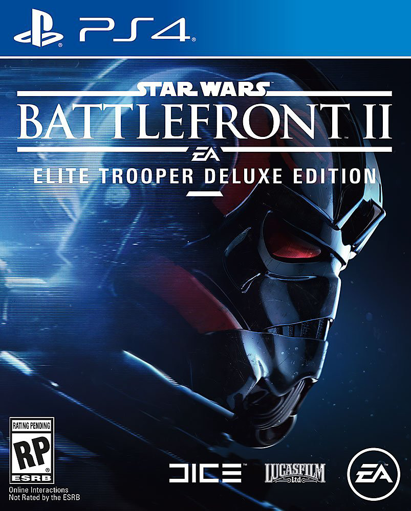 STAR WARS™ Battlefront™ II Game | PS4 - PlayStation