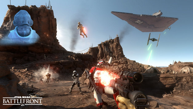 STAR WARS™ BATTLEFRONT™ Screenshot 1