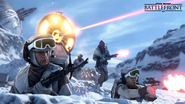 STAR WARS™ BATTLEFRONT™ Screenshot 4