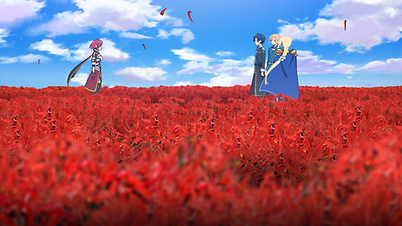 SWORD ART ONLINE Alicization Lycoris - Screenshot INDEX