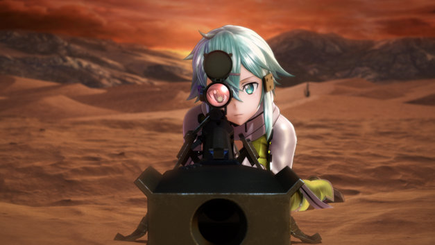 Sword Art Online: Fatal Bullet Screenshot 19