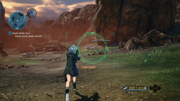 Sword Art Online: Fatal Bullet Screenshot 7