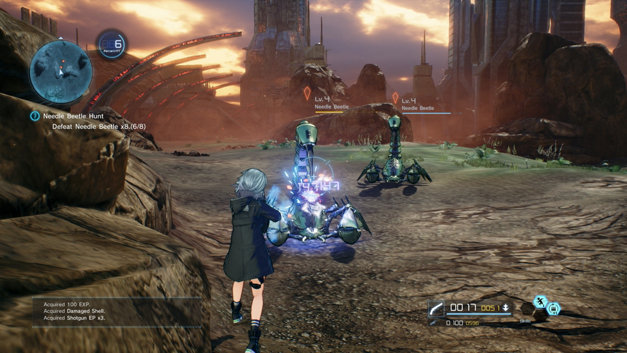 Sword Art Online: Fatal Bullet Screenshot 10