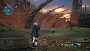 Sword Art Online: Fatal Bullet Screenshot 11