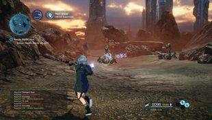 Sword Art Online: Fatal Bullet Screenshot 12