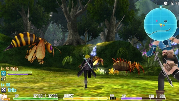 Sword Art Online: Hollow Fragment  Screenshot 4