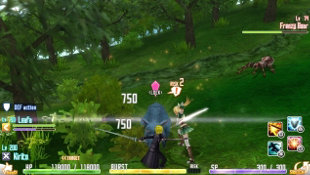 Sword Art Online: Hollow Fragment  Screenshot 3