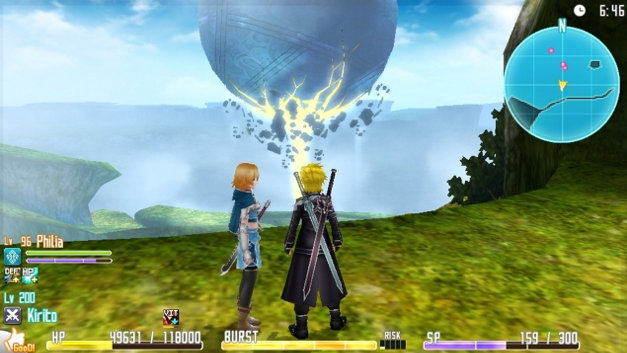 Sword Art Online: Hollow Fragment  Screenshot 1