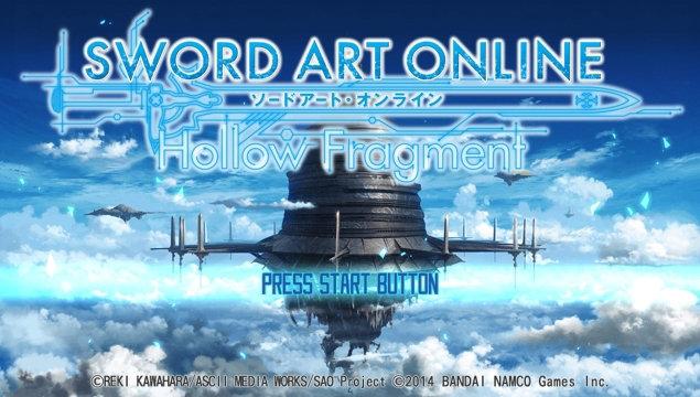 Sword art online hollow fragment dating