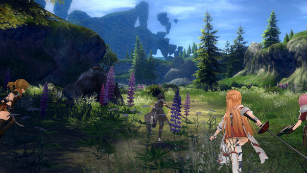 Sword Art Online: Hollow Realization Screenshot 7