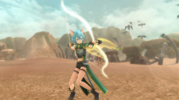 Sword Art Online: Lost Song Screenshot 7