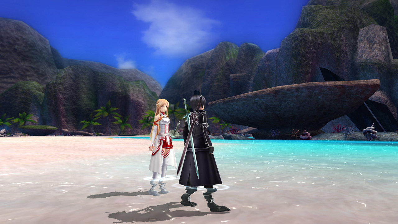 Sword Art Online Re: Hollow Fragment Game | PS4 - PlayStation
