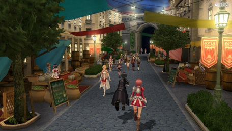 Sword Art Online Re: Hollow Fragment Trailer Screenshot