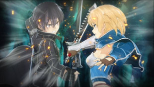 Sword Art Online Re: Hollow Fragment Screenshot 9
