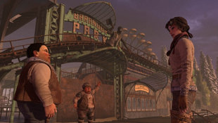 Syberia 3 Screenshot 9