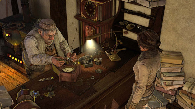 Syberia 3 Screenshot 4