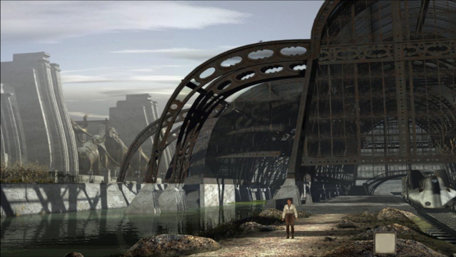Syberia Trailer Screenshot
