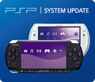 PlayStation Portable System Update