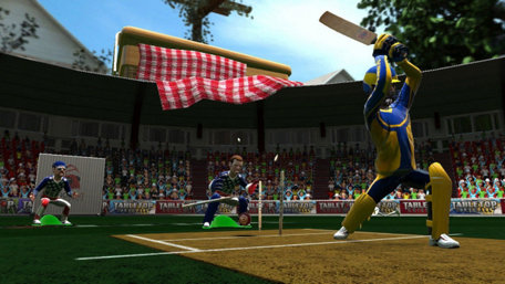 TableTop Cricket Trailer Screenshot