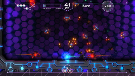 Tachyon Project Trailer Screenshot
