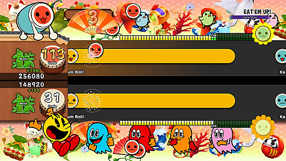 Taiko no Tatsujin: Drum Session! - Screenshot INDEX