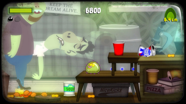 Tales from Space: Mutant Blobs Attack Screenshot 1
