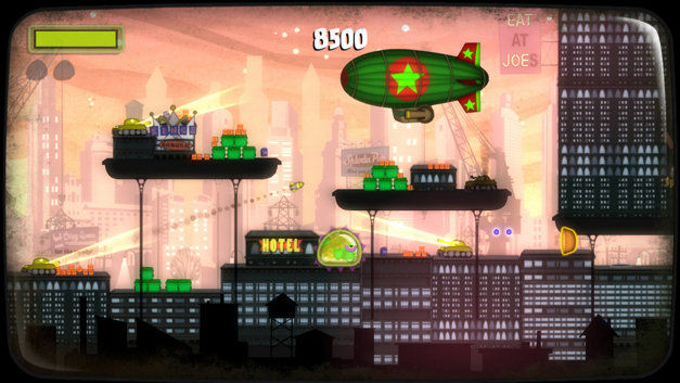 Tales from Space: Mutant Blobs Attack Screenshot 10