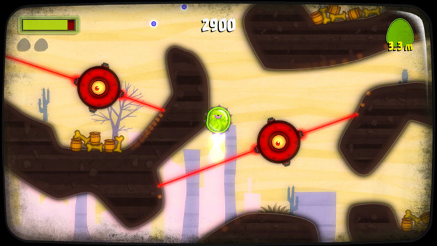 Tales from Space: Mutant Blobs Attack Screenshot 7