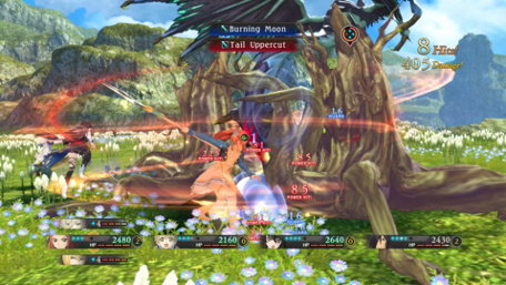 TALES OF BERSERIA Trailer Screenshot