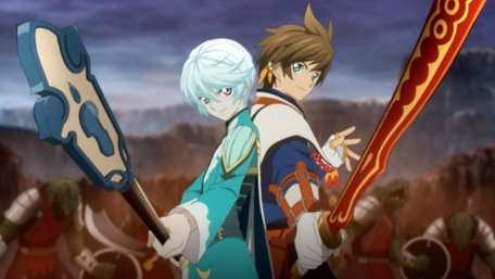 Tales of Zestiria Trailer Screenshot