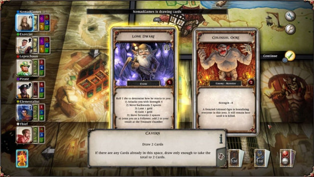 Talisman: Digital Edition Screenshot 7