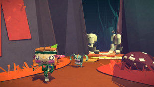 Tearaway™ Screenshot 2