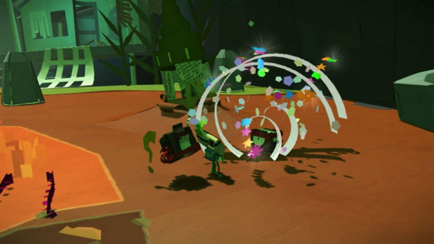 Tearaway™ Screenshot 4