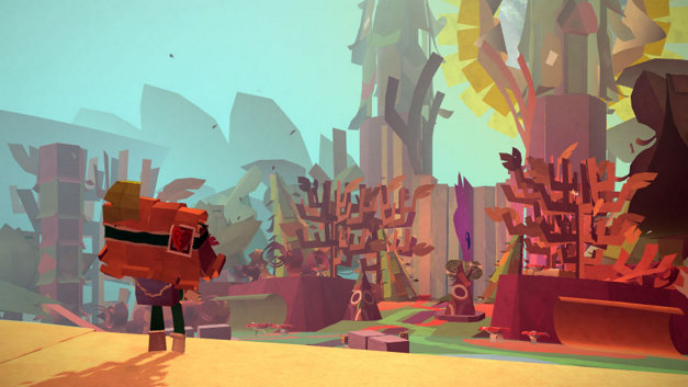 Tearaway™ Screenshot 7