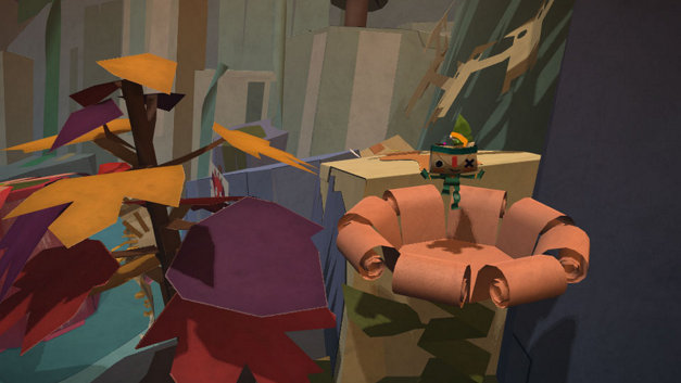 Tearaway™ Screenshot 16
