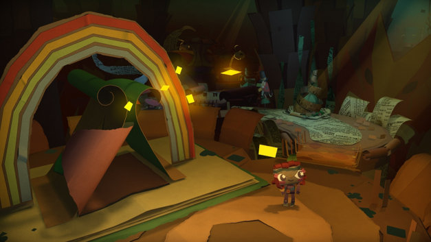 Tearaway™ Unfolded Screenshot 1