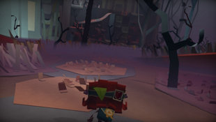 Tearaway™ Unfolded Screenshot 2