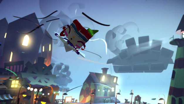 Tearaway™ Unfolded Screenshot 4