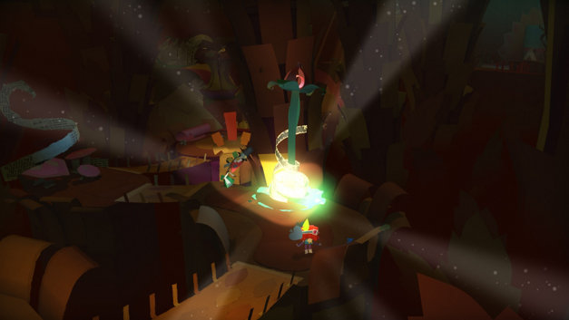 Tearaway™ Unfolded Screenshot 10
