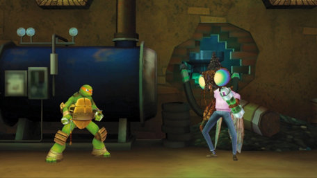 Teenage Mutant Ninja Turtles™: Danger of the Ooze Trailer Screenshot