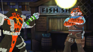 Teenage Mutant Ninja Turtles™: Danger of the Ooze Screenshot 2