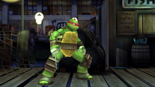 Teenage Mutant Ninja Turtles™: Danger of the Ooze Screenshot 1