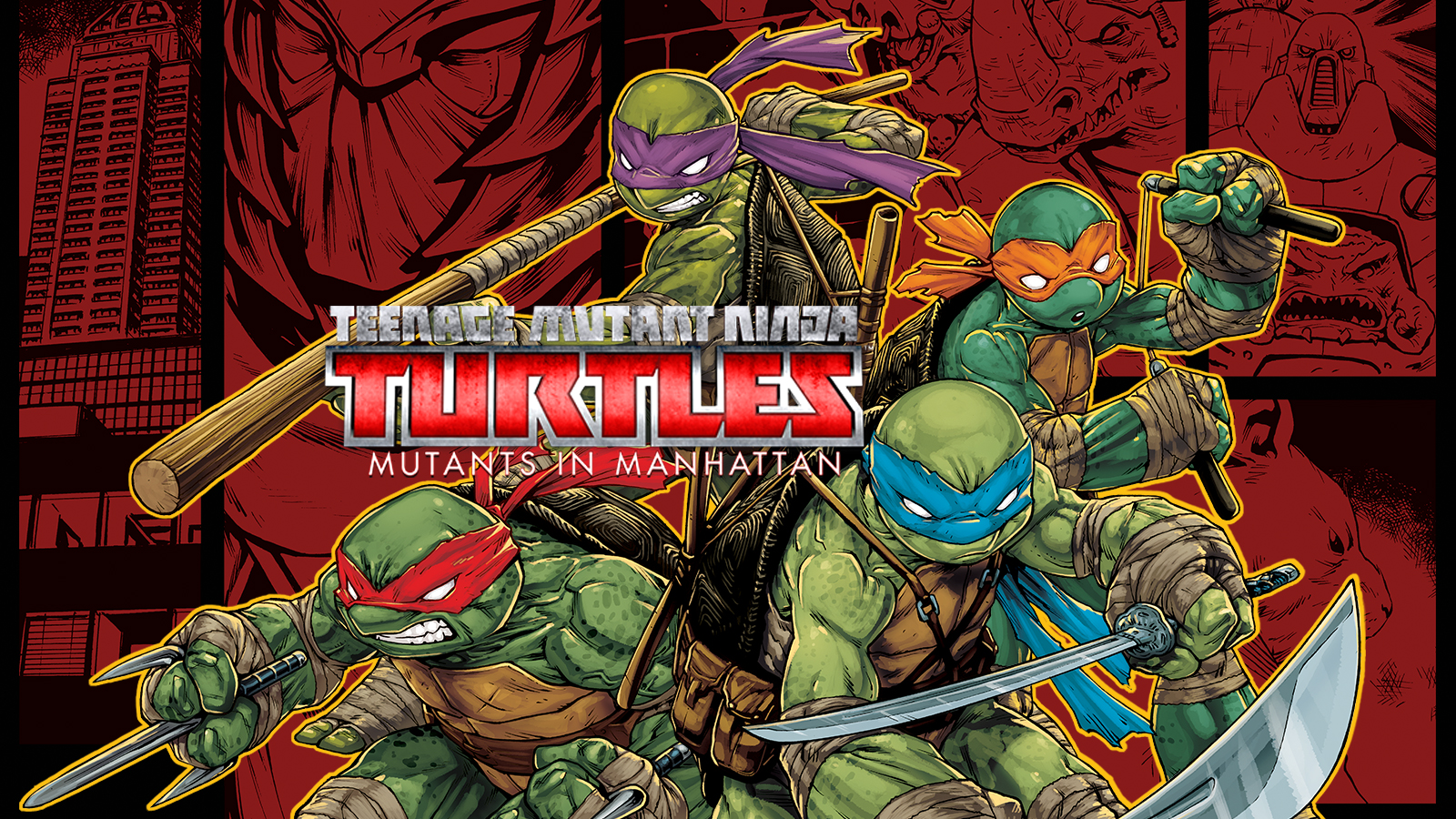 Teenage Mutant Ninja Turtles: Mutants in Manhattan Official Thread