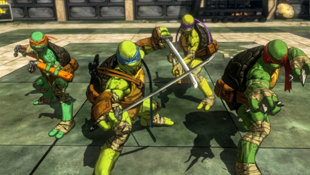 Teenage Mutant Ninja Turtles: Mutants in Manhattan Screenshot 8