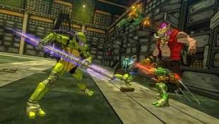 Teenage Mutant Ninja Turtles™: Mutants in Manhattan  Screenshot 3